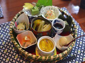 季節の天草食材てんこ盛り!創作和食「楓香」のランチ御膳