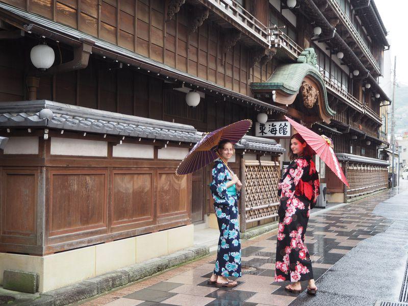 浴衣で歩きたい!静岡・伊東温泉おすすめスポット4選