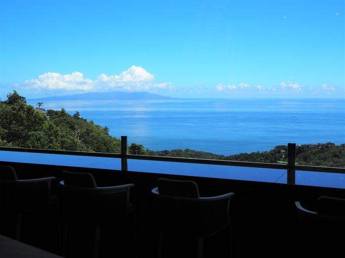 伊豆に天空の絶景カフェ誕生!「ベーカリー&テーブル スイーツ伊豆」