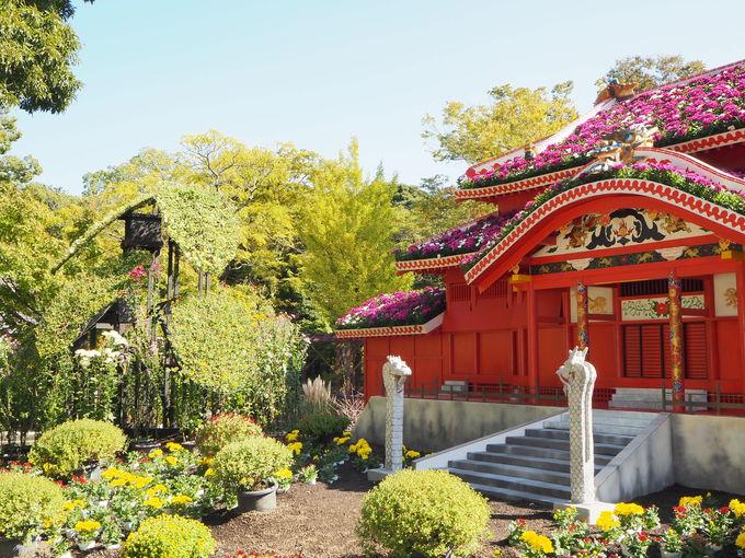 皇室ゆかりの歴史ある庭園