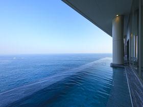 海辺の別荘気分で熱海を満喫!日帰り温泉「オーシャンスパ Fuua」