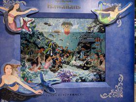 まるで海底遊泳!福島県「スパリゾートハワイアンズ 」へ行こう!