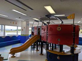 乗り物好きキッズ必見!福島空港内遊び場「わくわくらんどたまかわ」