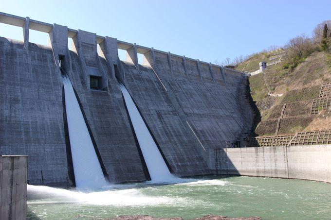 ダム巡りには欠かせない「ダムカード」をゲットしよう
