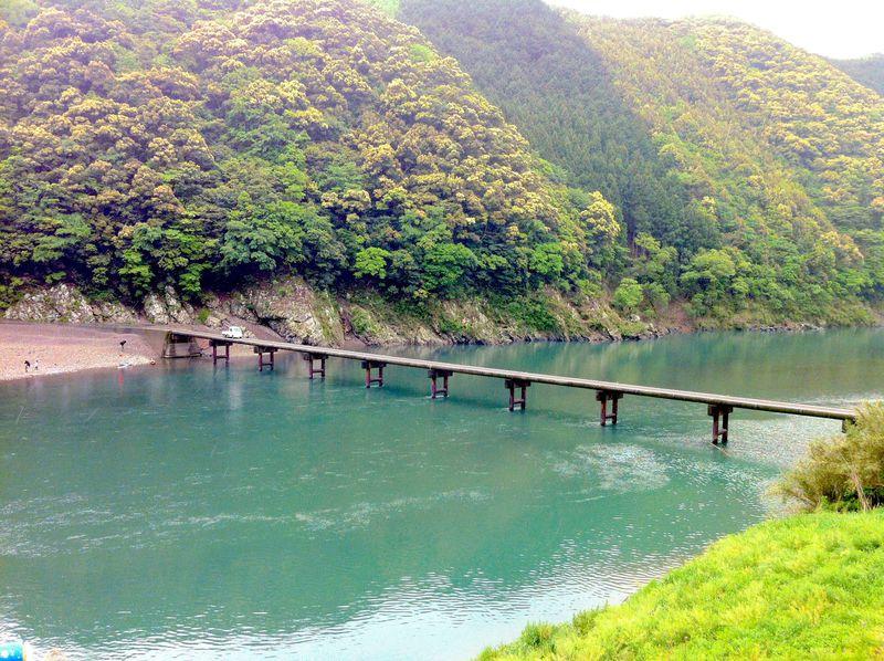 涼やかな水の音と大自然の恵みを求めて〜高知の旅〜