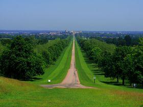 ウィンザー城とロンドンを見渡す絶景スポット「ロングウォーク」