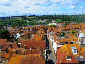 中世の名残を残すかわいいイギリスの田舎街「ライ」を散策