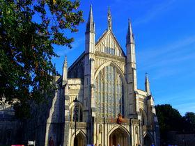 元祖イギリスの首都「ウィンチェスター」でクラシックな街を散策