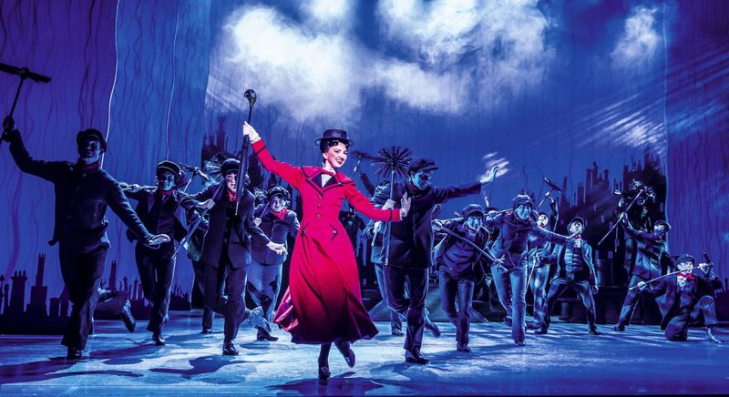 ロンドンで名作ミュージカルを!「メリー・ポピンズ」プリンス・エドワード劇場