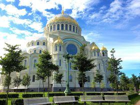 ロシアの海軍史を感じる!バルト海の軍港都市「クロンシュタット」