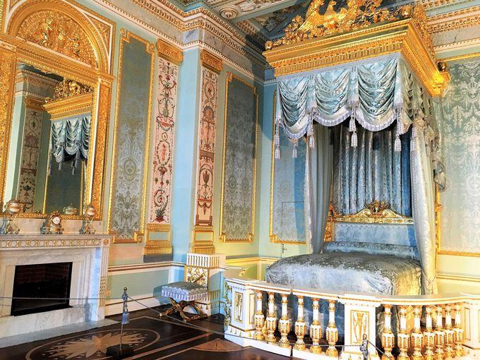 壮麗なマリア・フョードルヴナの部屋