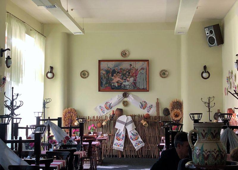 西ウクライナのリヴィウで異文化料理を堪能!おすすめレストラン5選