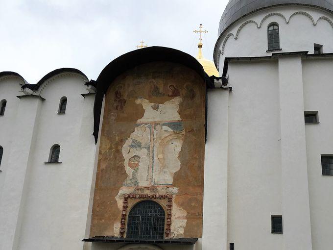 ロシア最古の教会の1つ!ソフィア聖堂