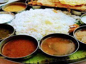 南インドのチェンナイで本場の「ミールス」を味わえるオススメ3店