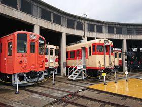 鉄道ファン必見!古都・津山「まなびの鉄道館」がおもしろい