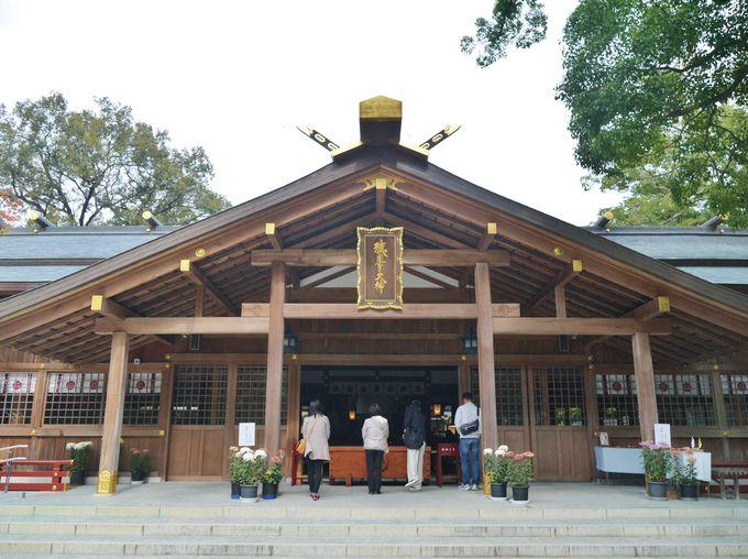 猿田彦神社へは外宮から内宮への途中で参拝するのがスムーズ