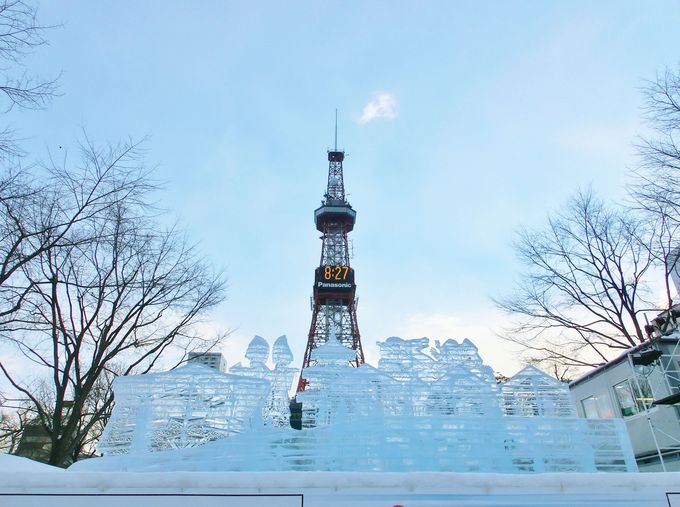 札幌駅周辺観光&グルメスポット「大通公園」