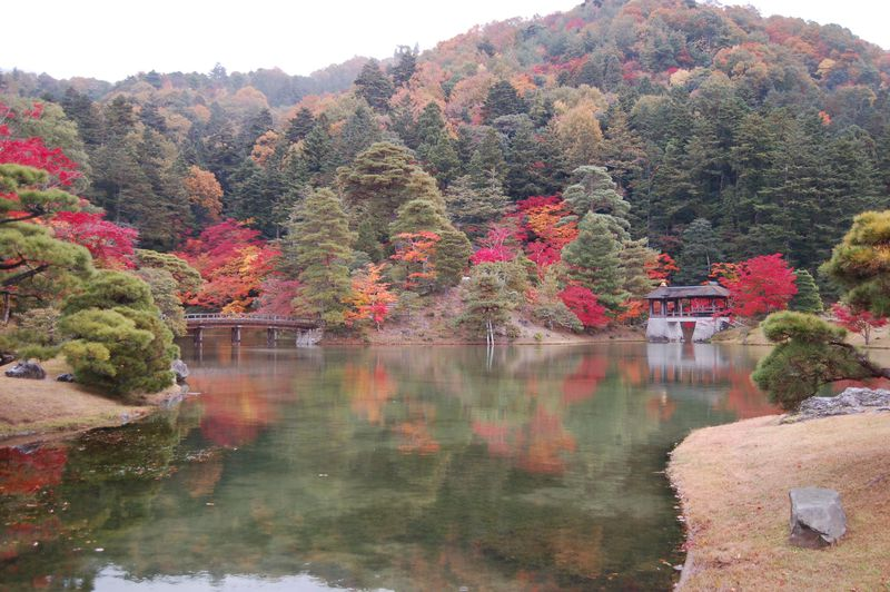京都・修学院離宮は無料で見学できる。ただし申し込みにはコツが…