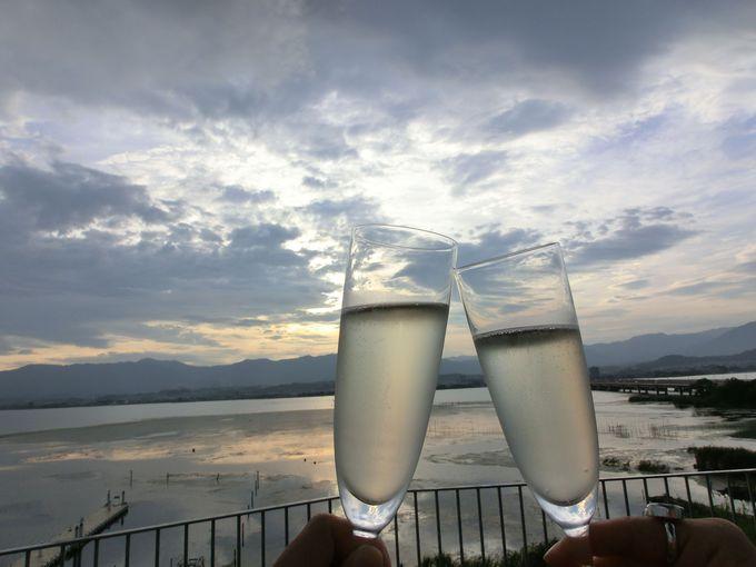 琵琶湖の恵みを全身で感じる!