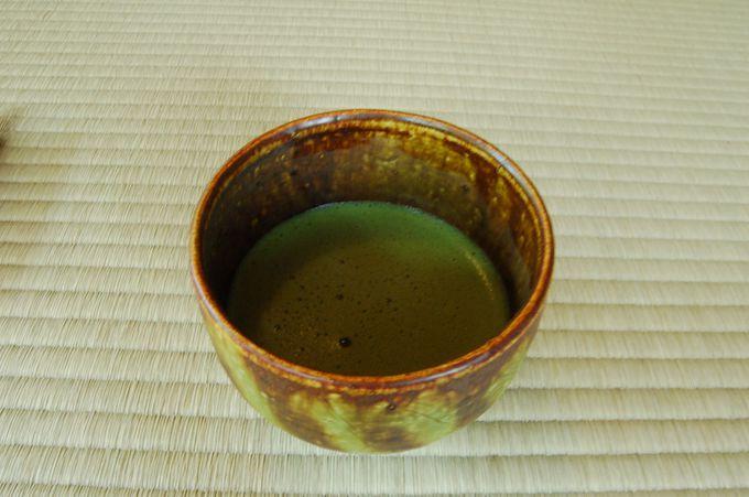 裏千家のお家元命名の茶室「寿立庵」