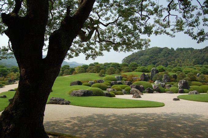 島根が誇る日本一の庭園「足立美術館」