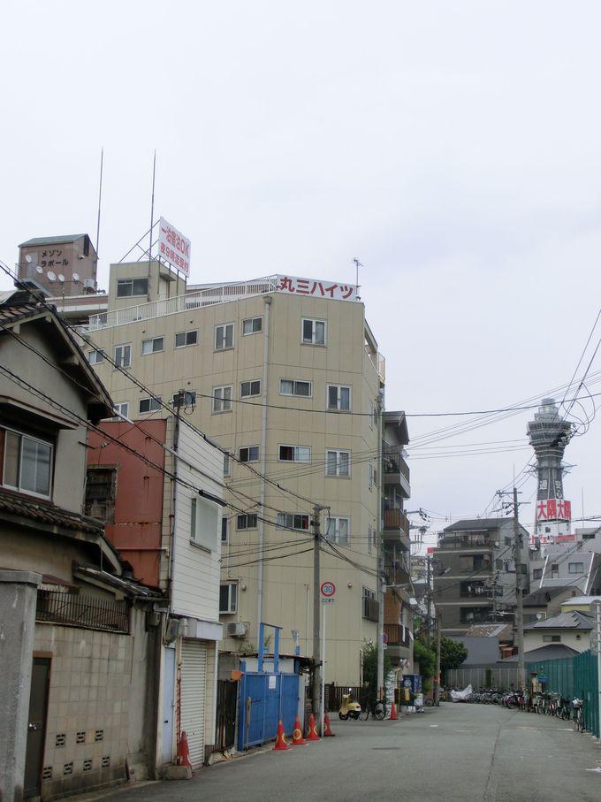 大阪で最もディープな場所にある、竹下社長(赤井英和)が経営する町工場