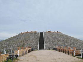 神戸・五色塚古墳は明石海峡を見下ろす強力パワースポット