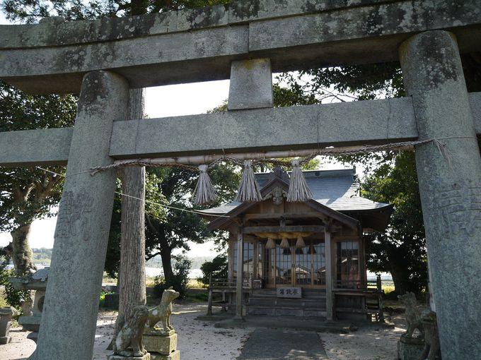 豊かさと繁栄をもららす「豊榮神社」