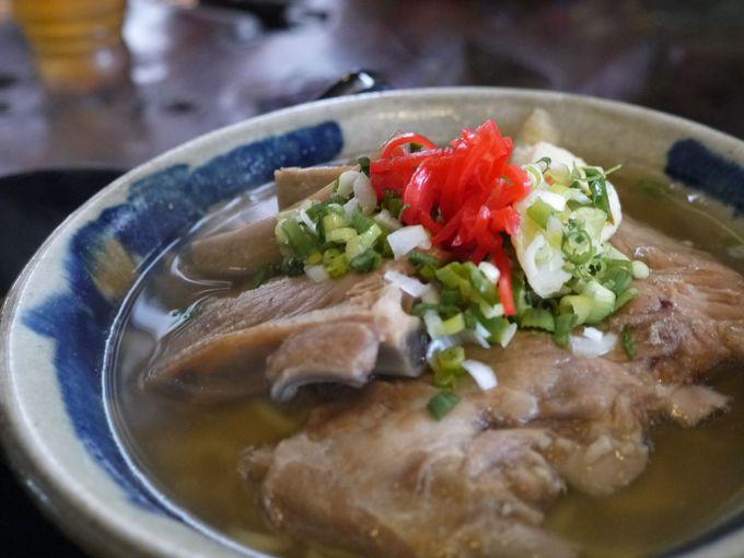 【楽しみ方7】竹富島の島グルメを味わう