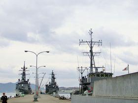 「艦これ」聖地巡礼?呉鎮守府と艦娘陸奥の主砲が見られる江田島をご案内!