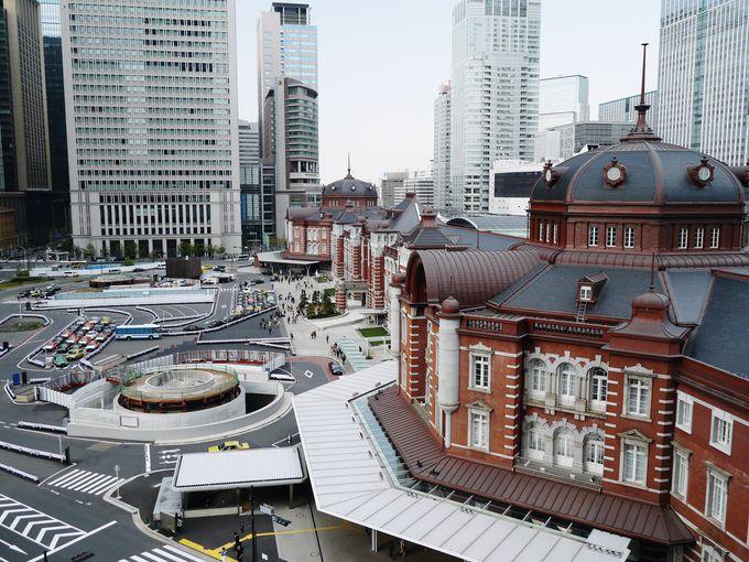 東京駅のシンボル