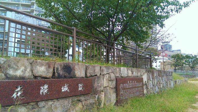 尼崎城から花隈城へ