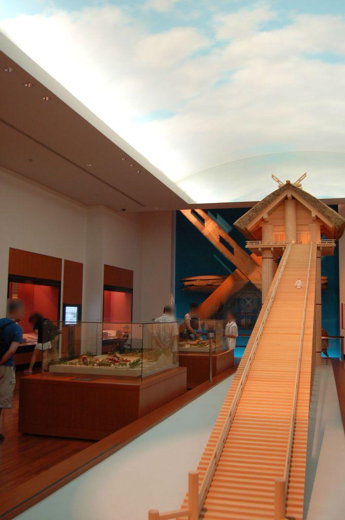 島根県立古代出雲歴史博物館で学ぶ