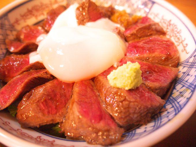 いまきん食堂のあか牛丼は驚きのコストパフォーマンス