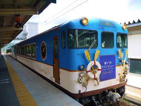 呉線・瀬戸内マリンビューは青春18きっぷで乗れる観光列車
