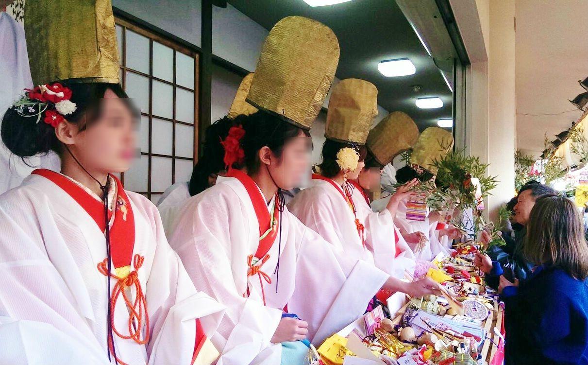 大阪国の激アツ初詣!えべっさん(今宮戎)でカルチャーショック!