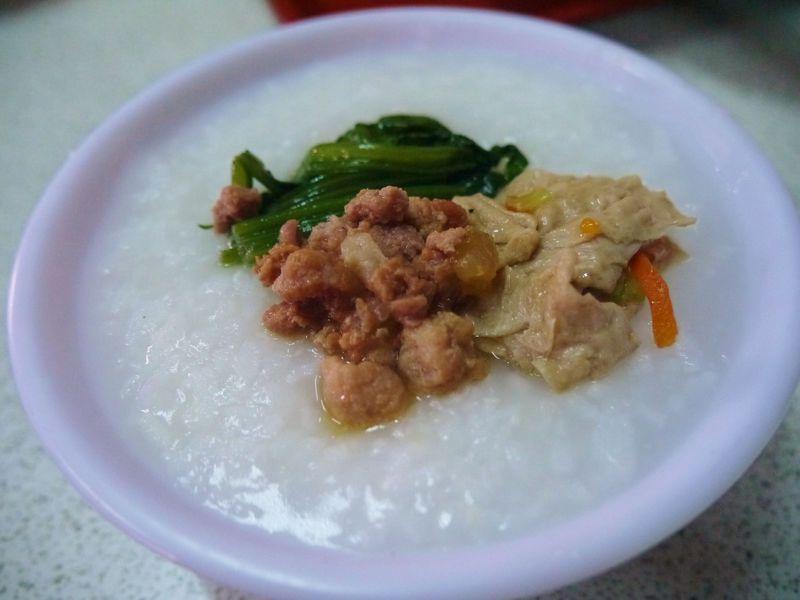 台北おすすめ朝ごはん・迪化街「清粥小菜」でいただく優しいお粥