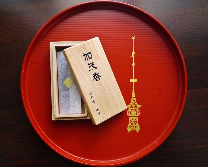 プレゼントに喜ばれる・香彩堂の「加茂香」