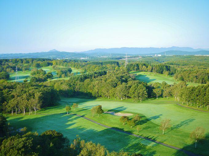 「札幌北広島クラッセホテル」はゴルフやドライブの拠点としても