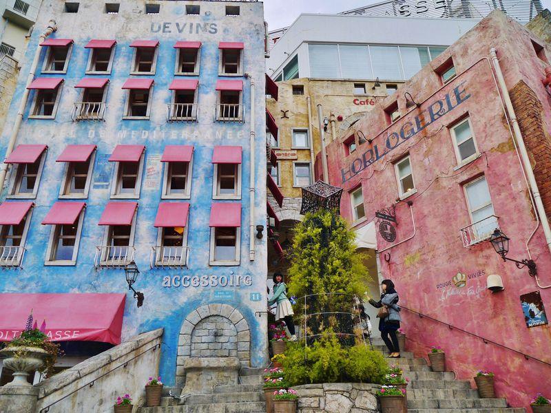 神戸観光で海外気分!旧居留地と南京町近くのオシャレビル「メディテラス」