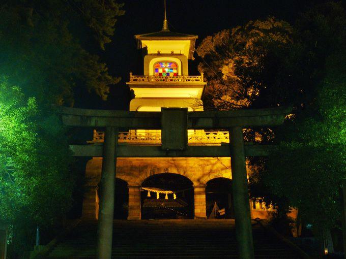 前田利家公ゆかりの「尾山神社」と「百万石まつり」