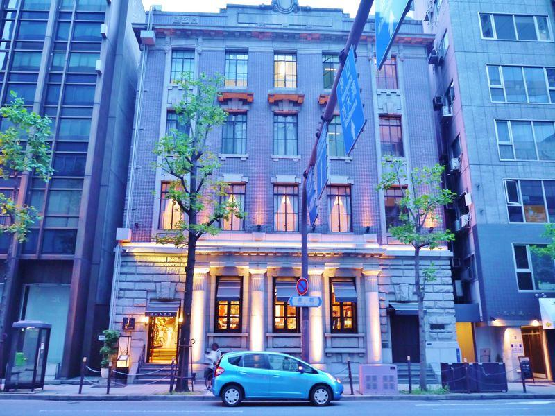 朝ドラ「あさが来た」の舞台・大大阪のレトロ建築カフェ5選
