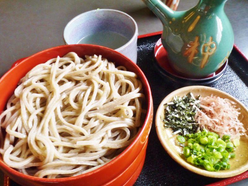 ハシゴしたい!島根・松江城下町で出雲そばの人気店を食べ比べ