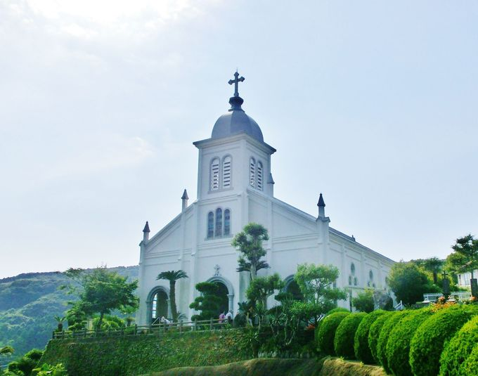 大江教会(大江天主堂)
