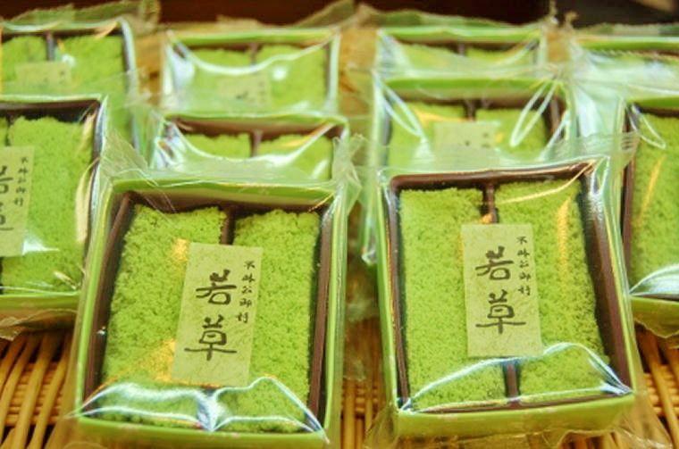 松江三大銘菓・若草
