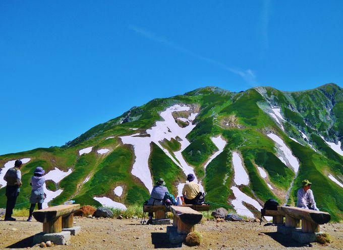 夏は皆でトレッキング!日本アルプスの絶景を歩く「立山黒部アルペンルート」(富山)