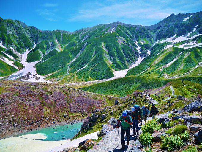 19.「立山黒部アルペンルート」王道コースは/富山