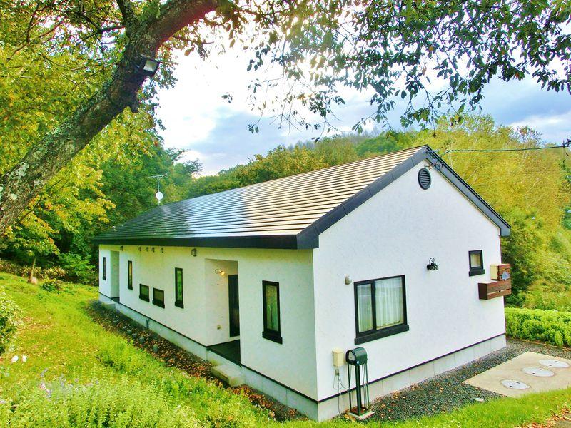 美瑛で別荘気分!絵織の丘レンタルハウスはキレイで快適