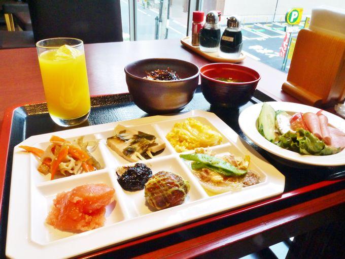 たこやきも!大阪らしい朝食