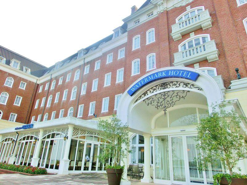 無料ゾーンで楽しもう!ウォーターマークホテル長崎・ハウステンボス